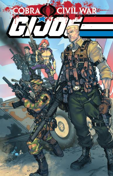 G.I Joe: Cobra Civil War - G.I Joe Vol. 1