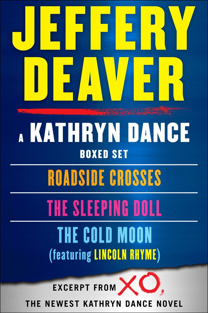 Kathryn Dance eBook Boxed Set By: Jeffery Deaver
