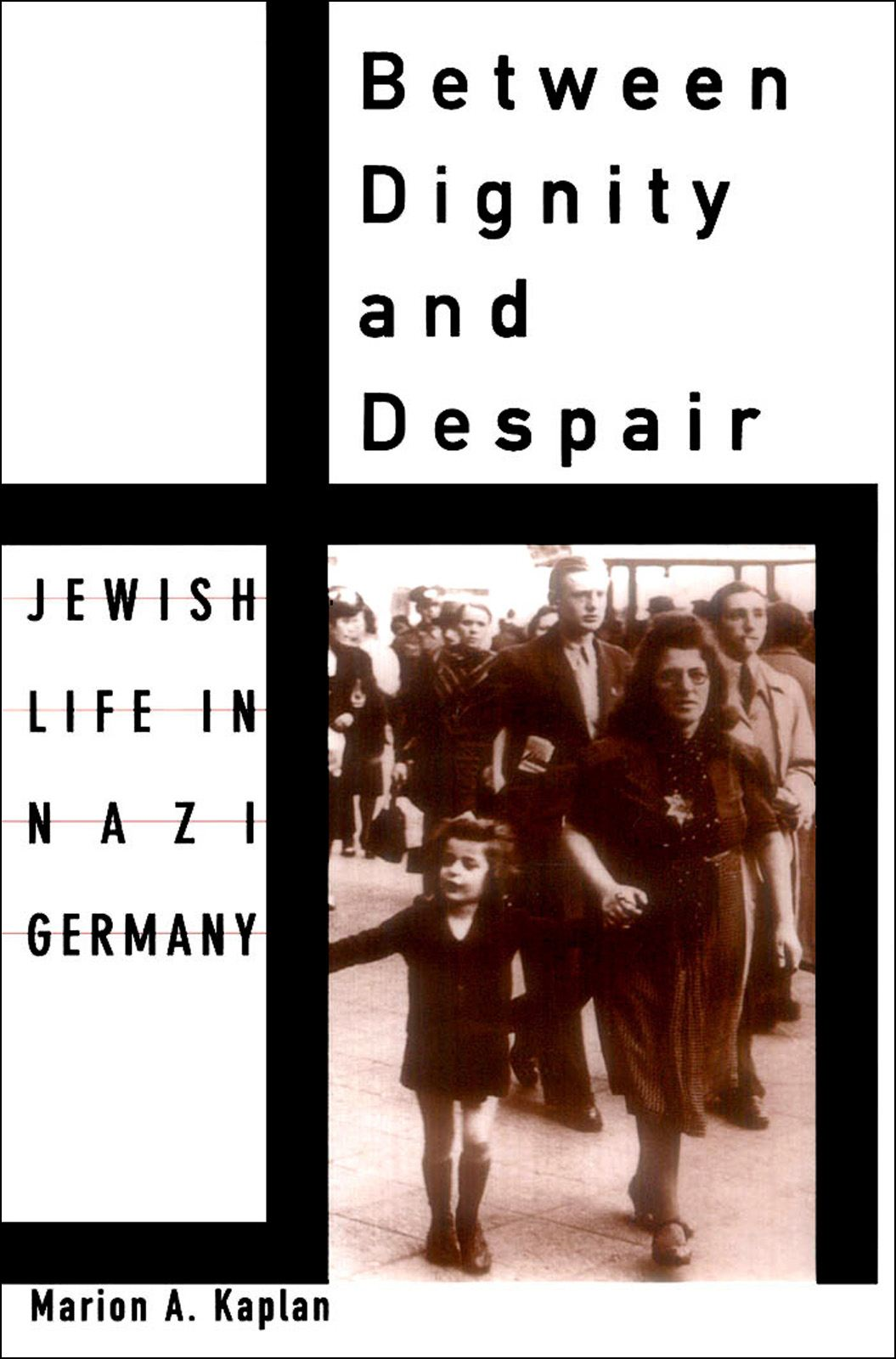 Between Dignity and Despair : Jewish Life in Nazi Germany By: Marion A. Kaplan