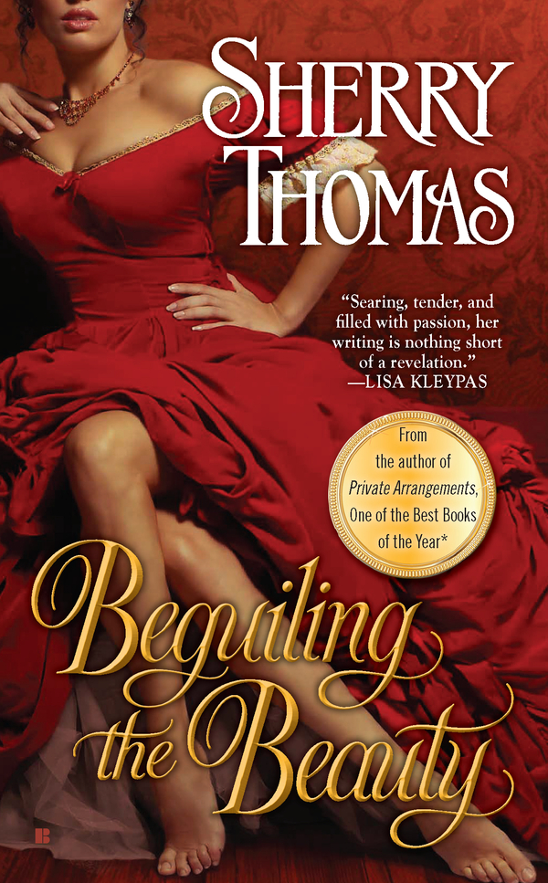 Beguiling the Beauty By: Sherry Thomas