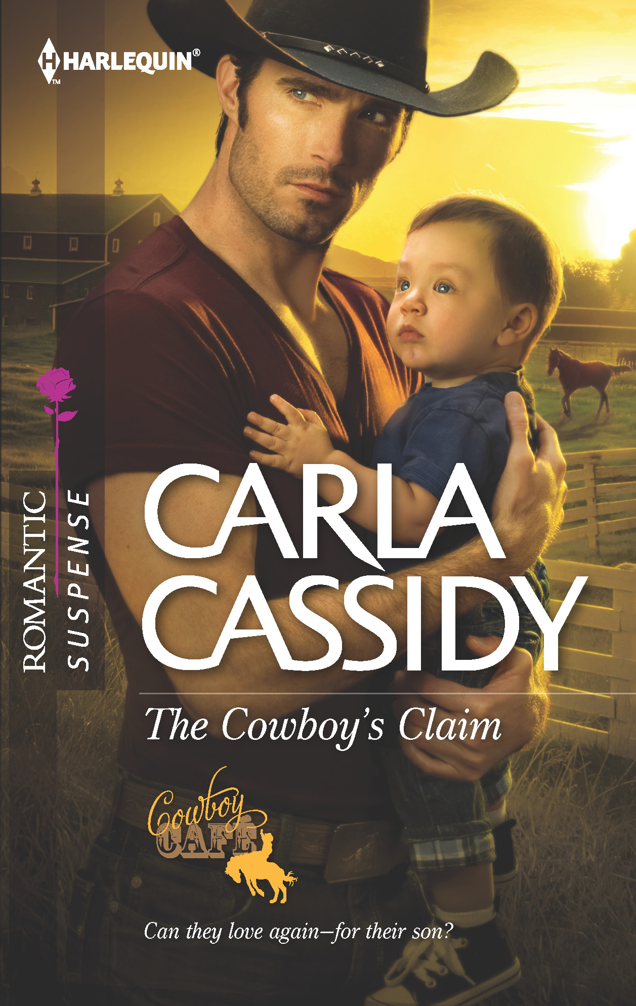 The Cowboy's Claim By: Carla Cassidy