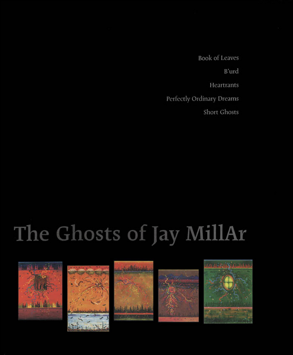 The Ghosts of Jay Millar