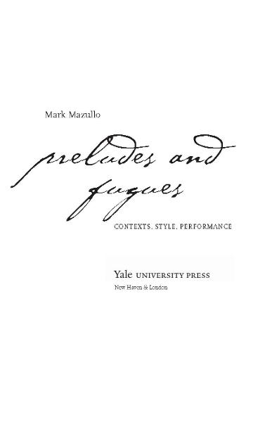 Shostakovich's Preludes and Fugues By: Mark Mazullo
