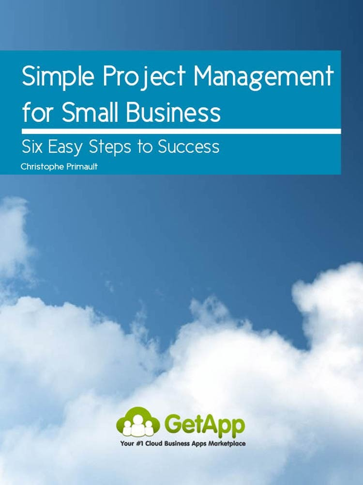 Simple Project Management for Small Business By: Christophe Primault