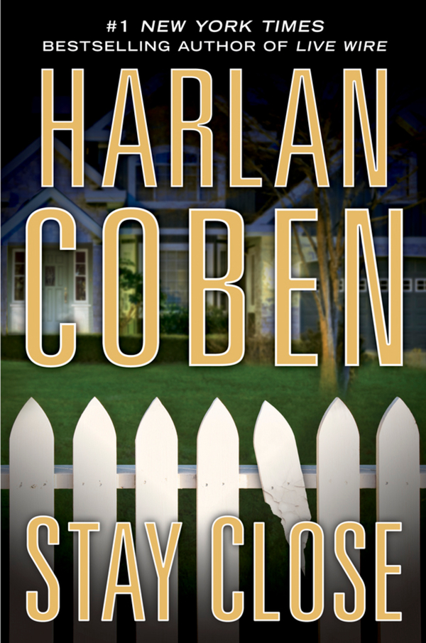 Stay Close By: Harlan Coben