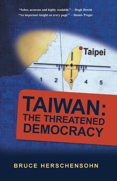 Taiwan: The Threatened Democracy