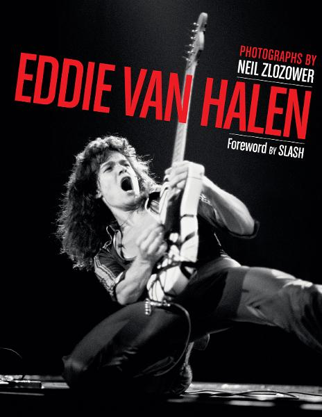 Eddie Van Halen By: Neil Zlozower ,  Slash
