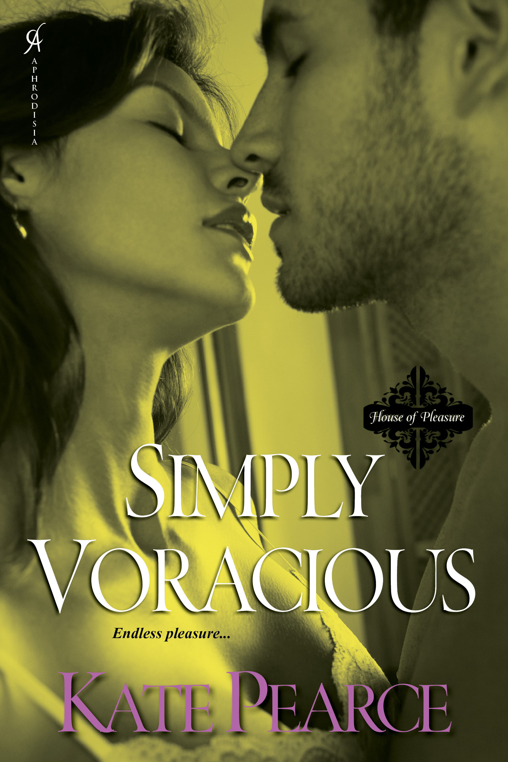 Simply Voracious By: Kate Pearce