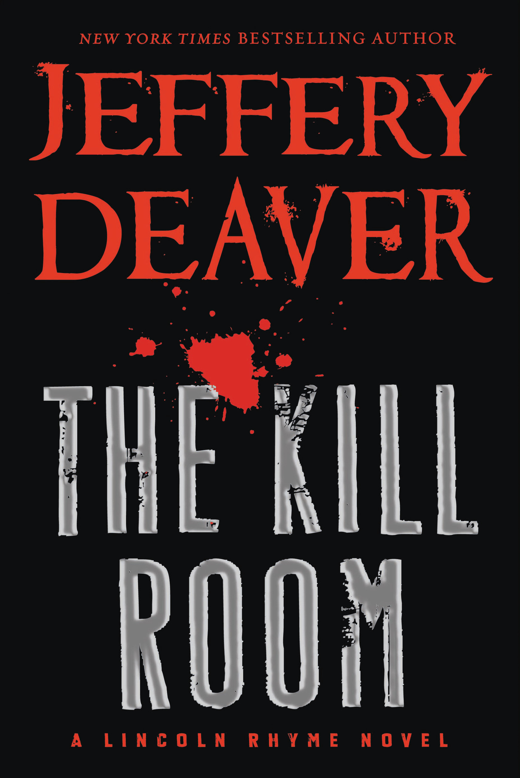 The Kill Room By: Jeffery Deaver