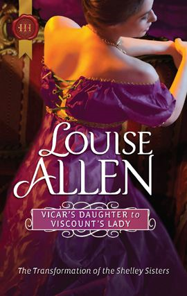 Vicar's Daughter to Viscount's Lady By: Louise Allen