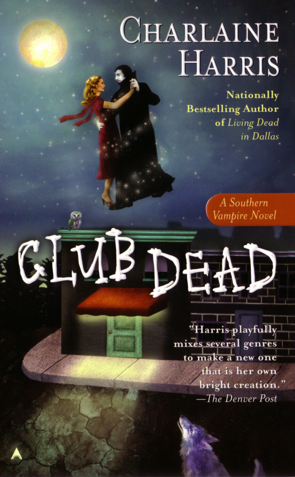 Club Dead: A Sookie Stackhouse Novel