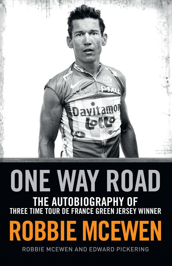 One Way Road By: Ed Pickering,Robbie McEwen