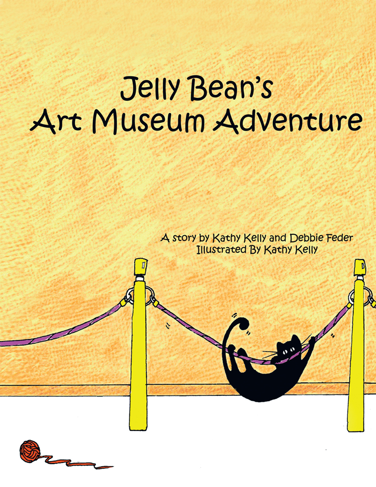 Jelly Bean's Art Museum Adventure