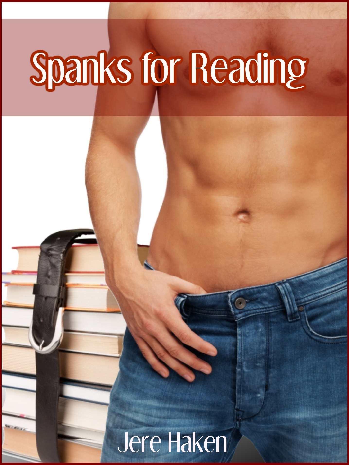 Spanks for Reading
