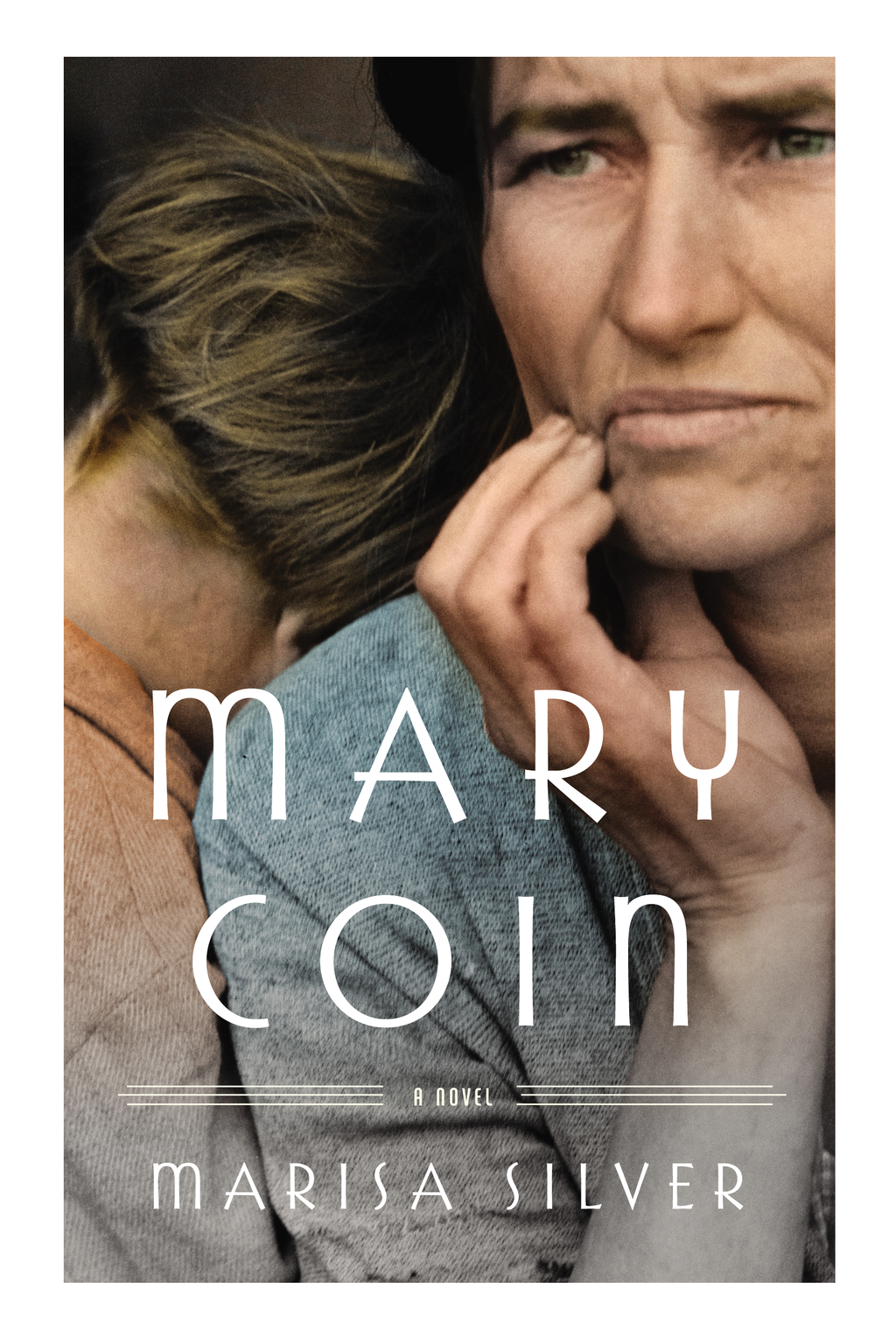 Mary Coin By: Marisa Silver