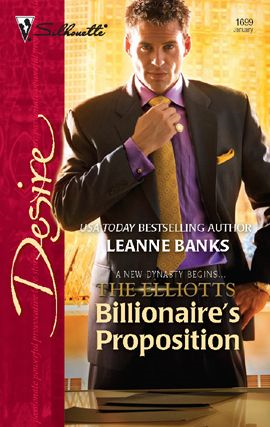 Billionaire's Proposition By: Leanne Banks