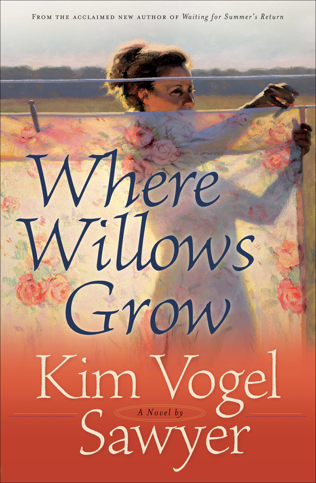 Where Willows Grow (Heart of the Prairie Book #10)