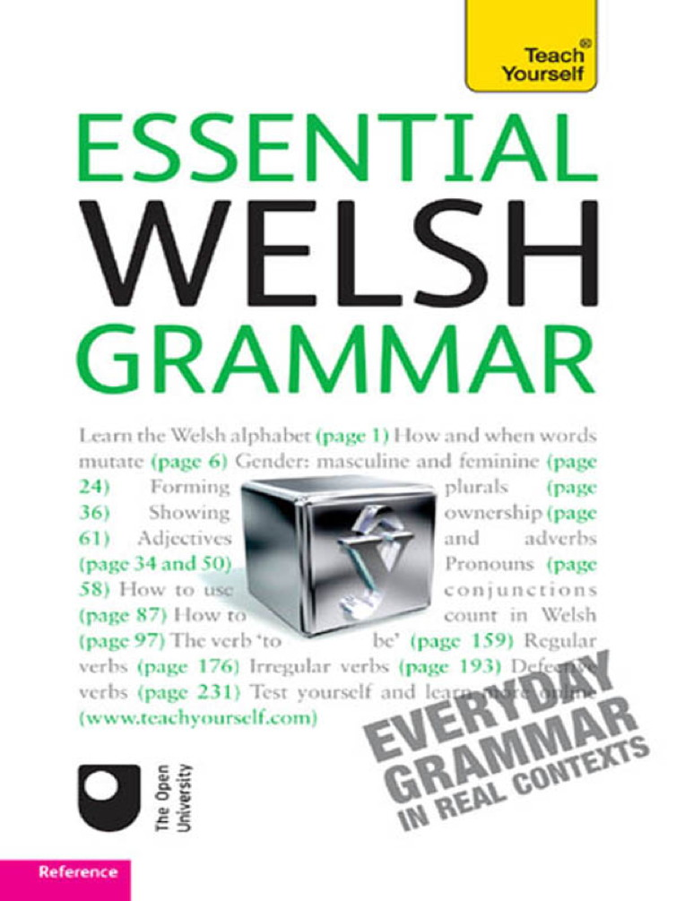 Essential Welsh Grammar