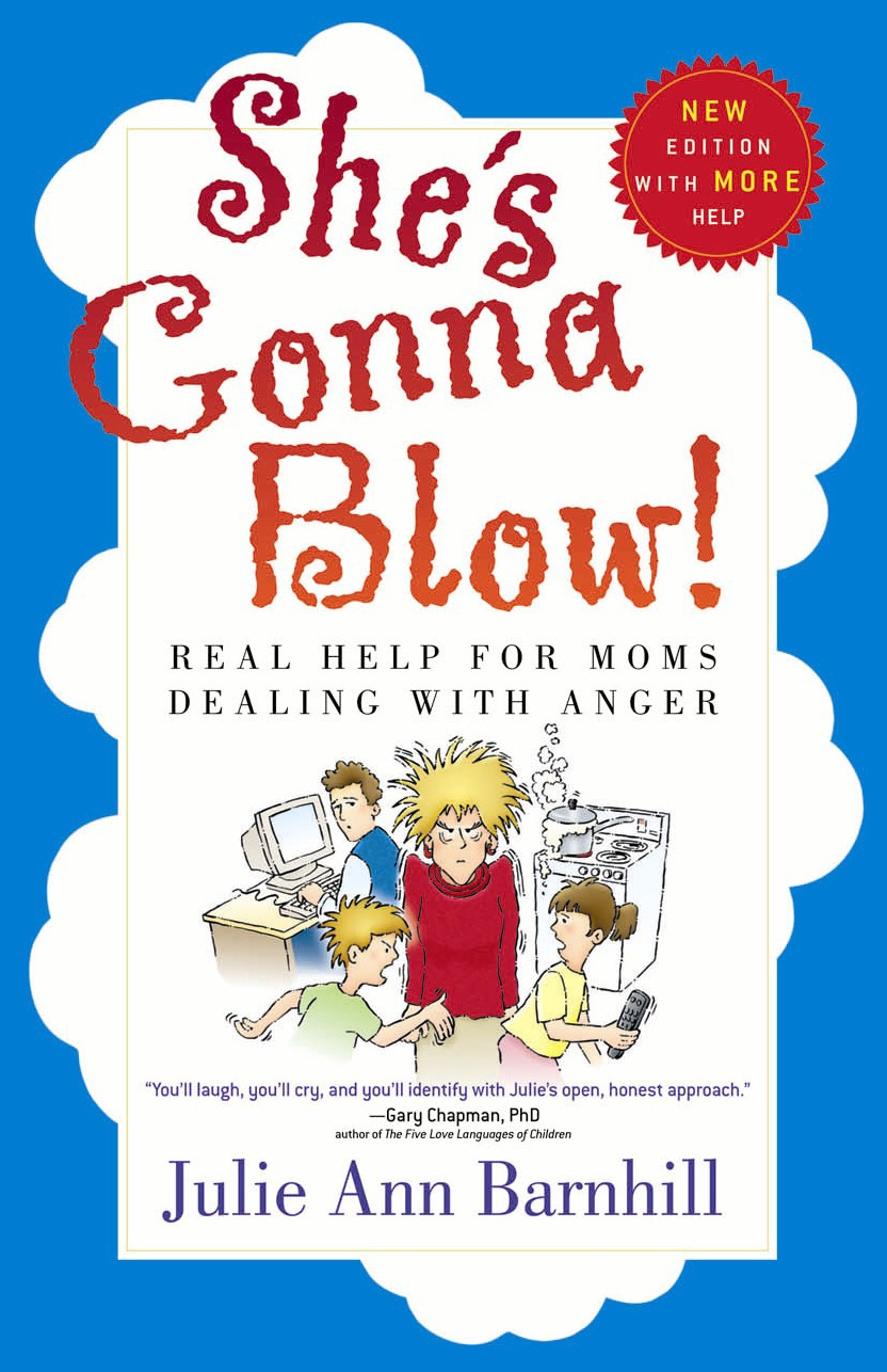She's Gonna Blow! By: Julie Ann Barnhill