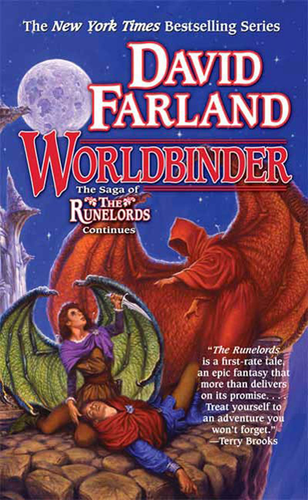 Worldbinder By: David Farland