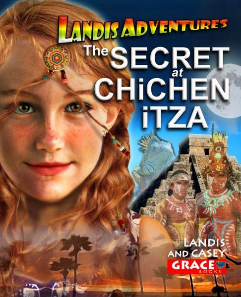 Best Books for Young Adults: The SECRET AT CHiCHEN iTZA!