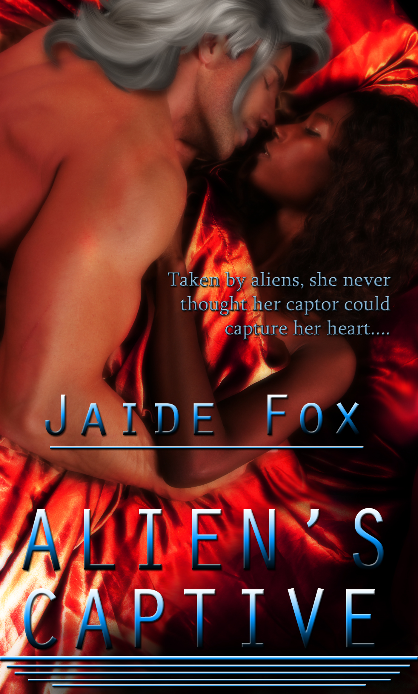 Jaide Fox - Alien's Captive