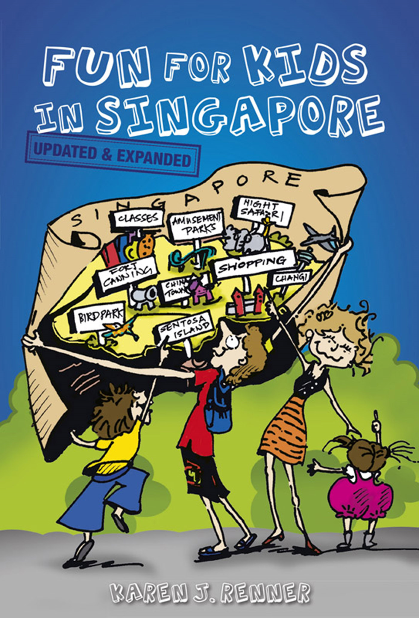 Fun For Kids in Singapore (3rd Edn)