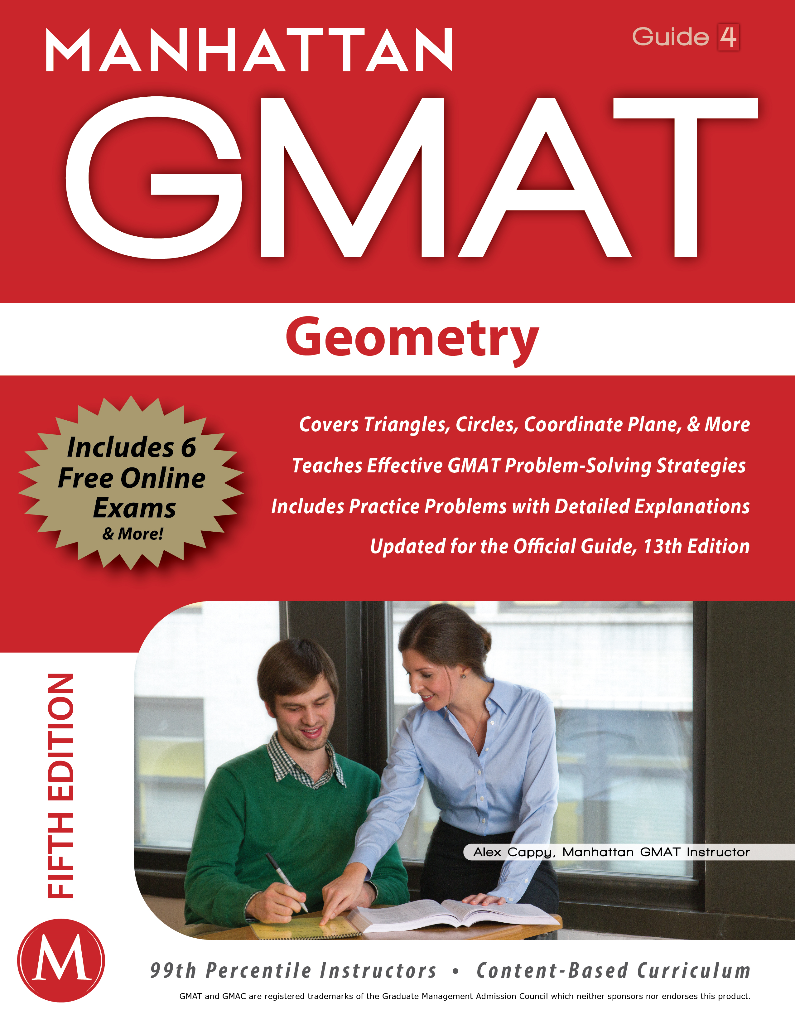 Geometry GMAT Strategy Guide, 5th Edition By: Manhattan GMAT