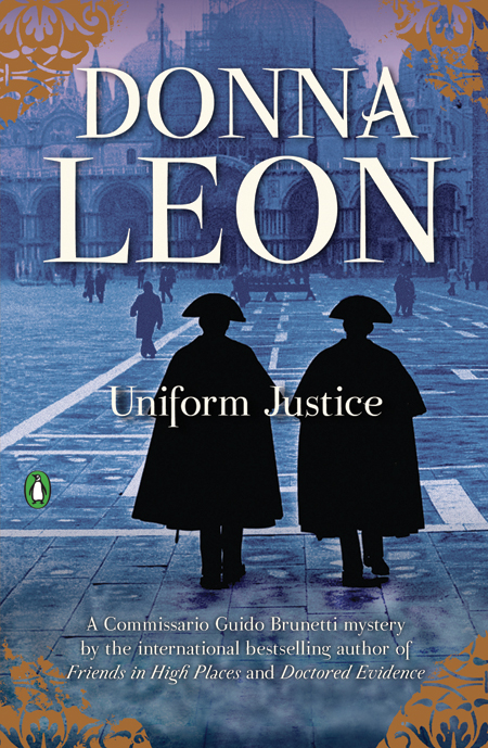 Uniform Justice By: Donna Leon