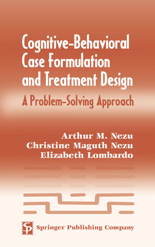 Cognitive-Behavioral Case Formulation and Treatment Design