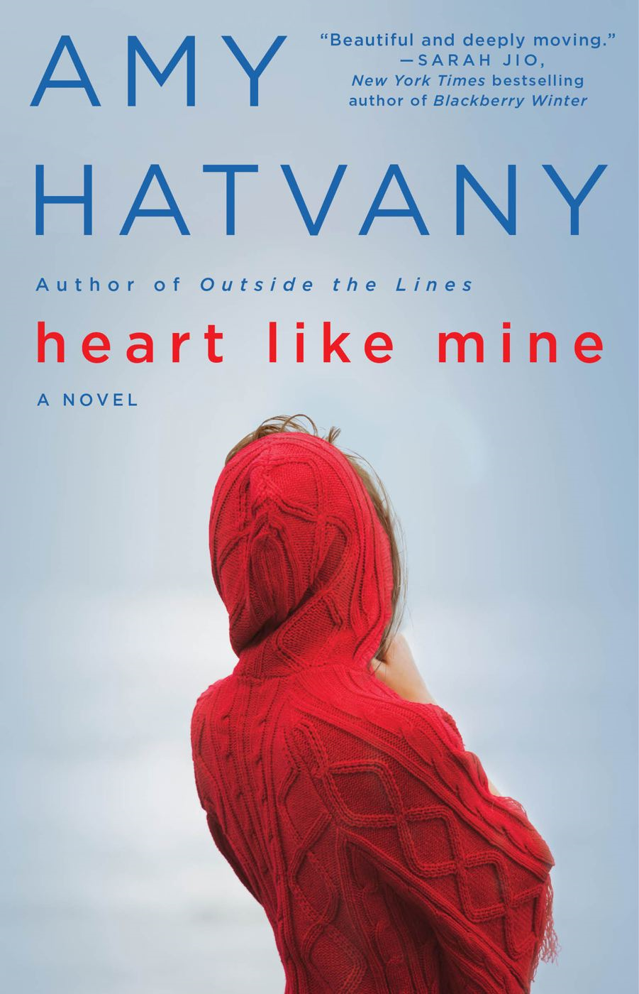 Heart Like Mine By: Amy Hatvany