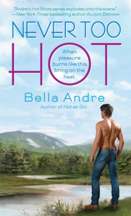 Never Too Hot By: Bella Andre