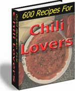 600 Chili Recipies