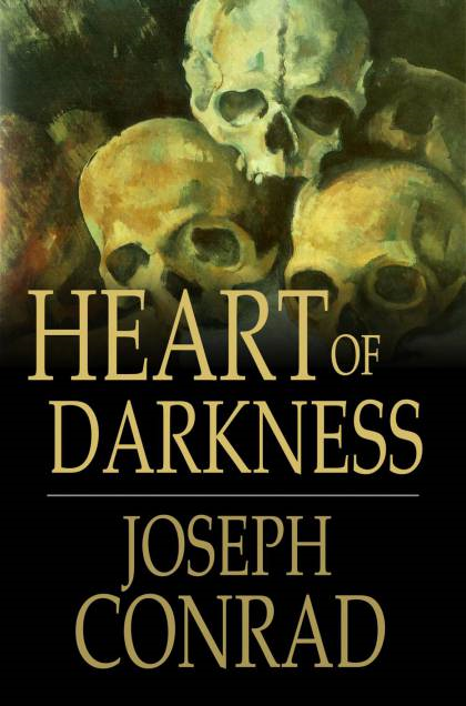 Cover Image: Heart of Darkness
