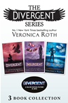 Divergent Series (books 1-3):