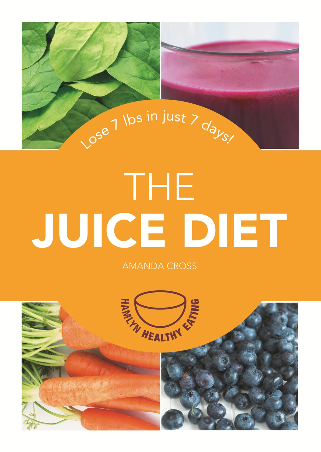 The Juice Diet Lose 7lbs in just 7 days!