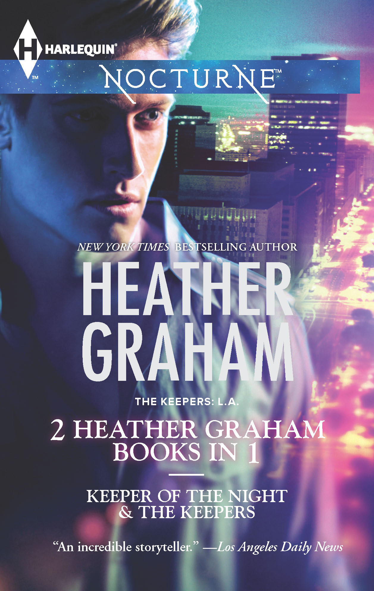 Keeper of the Night & the Keepers By: Heather Graham