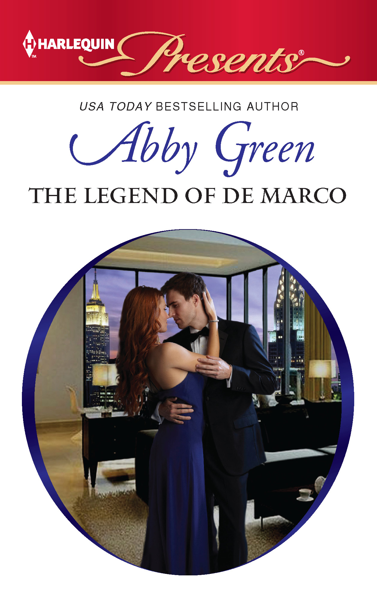 The Legend of de Marco By: Abby Green