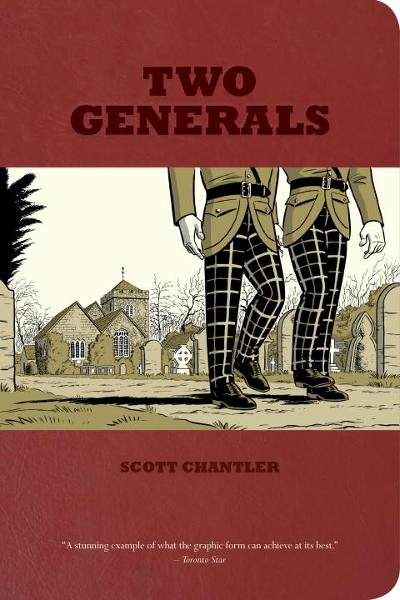 Two Generals By: Scott Chantler