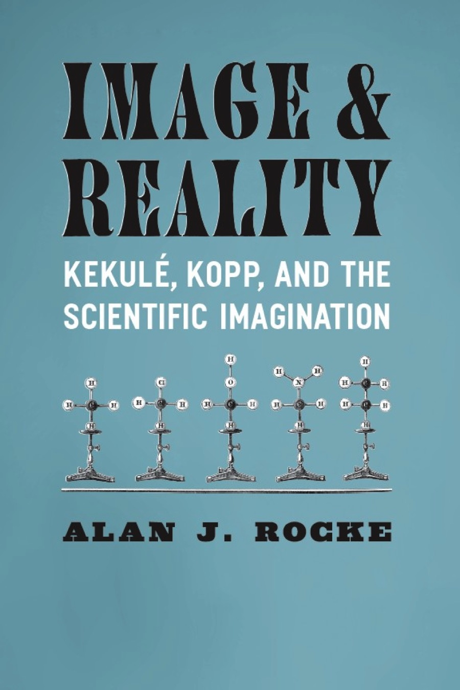 Image and Reality By: Alan J. Rocke