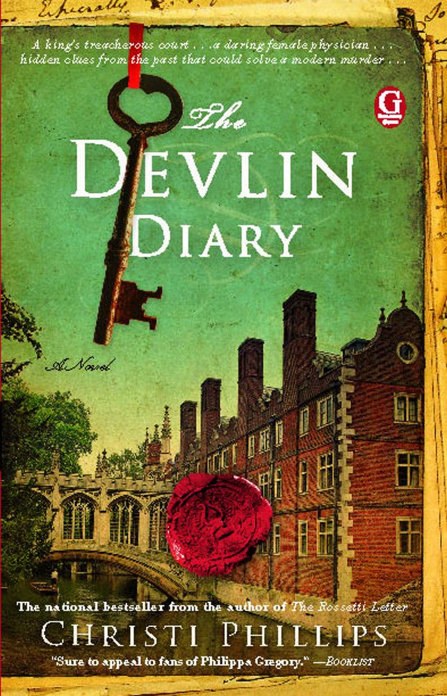 The Devlin Diary By: Christi Phillips