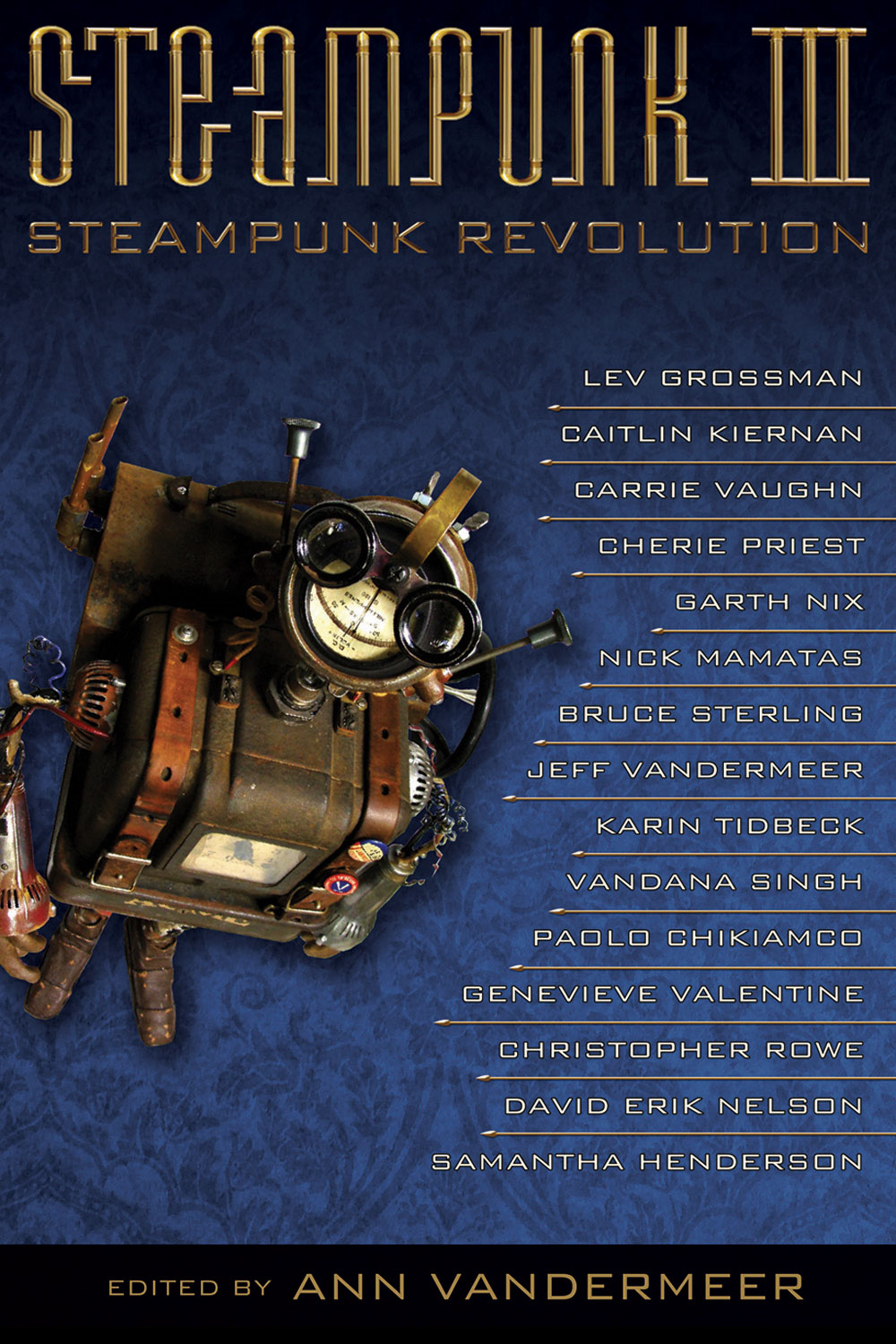 Steampunk III: Steampunk Revolution By: