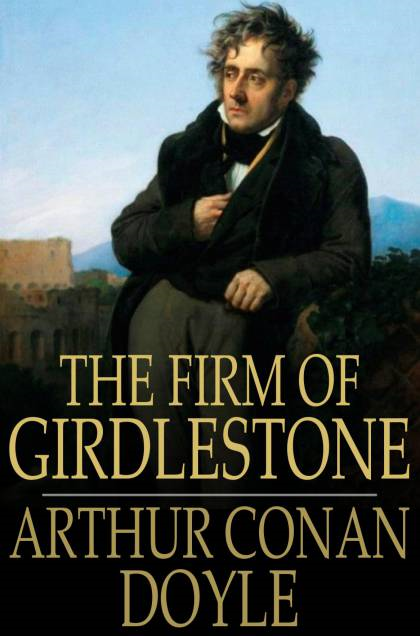 Cover Image: The Firm of Girdlestone