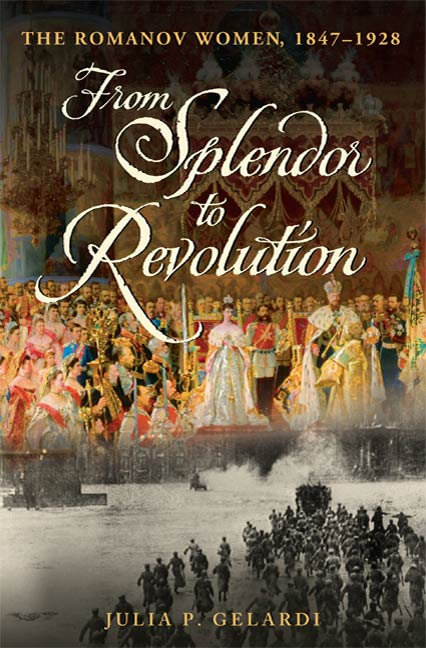 From Splendor to Revolution By: Julia P. Gelardi