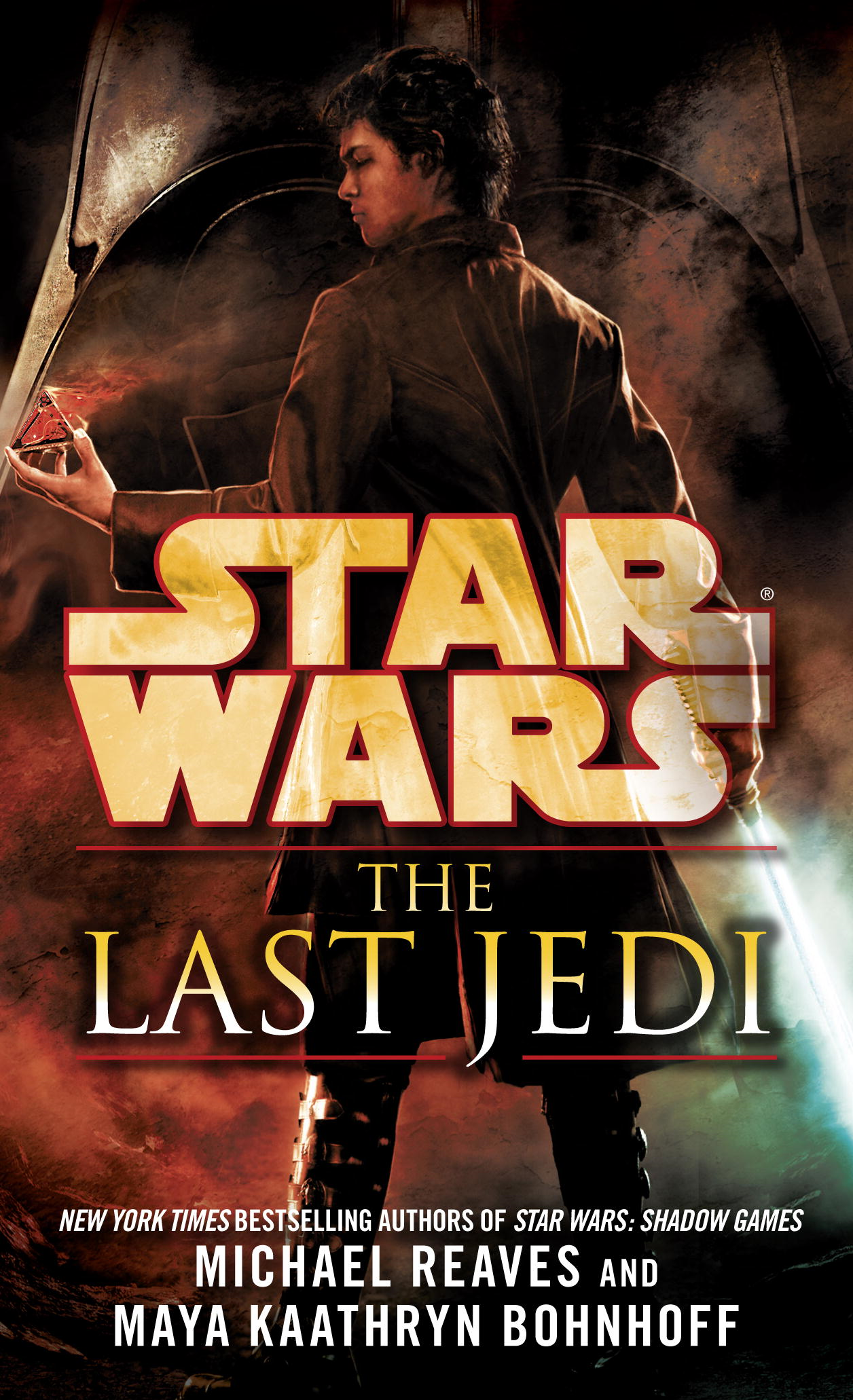 The Last Jedi: Star Wars By: Maya Kaathryn Bohnhoff,Michael Reaves