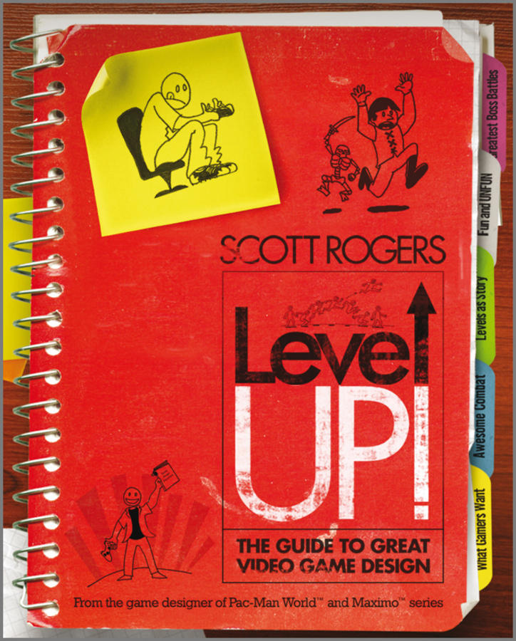 Level Up! By: Scott Rogers