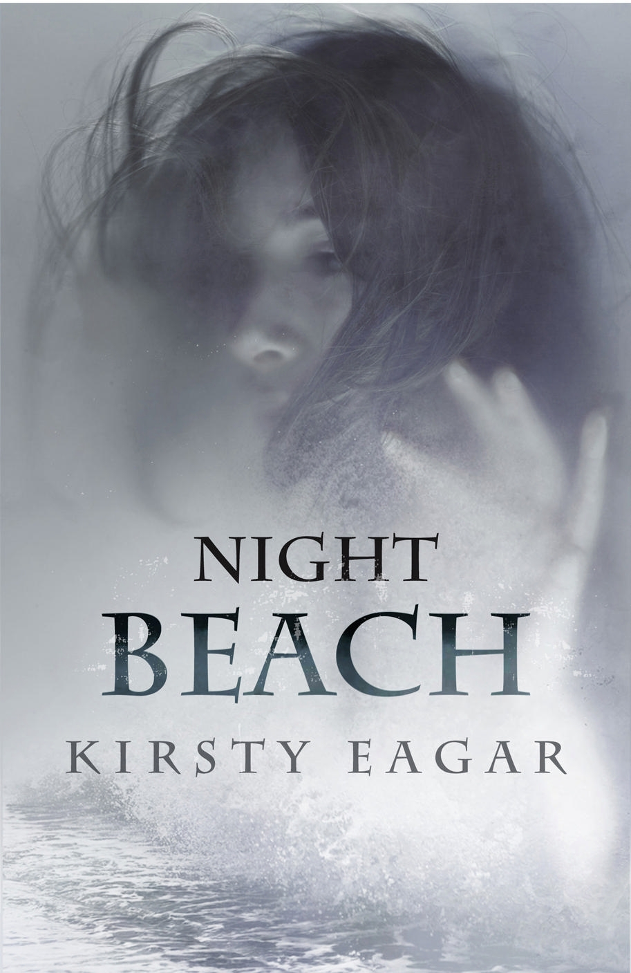 Night Beach By: Kirsty Eagar