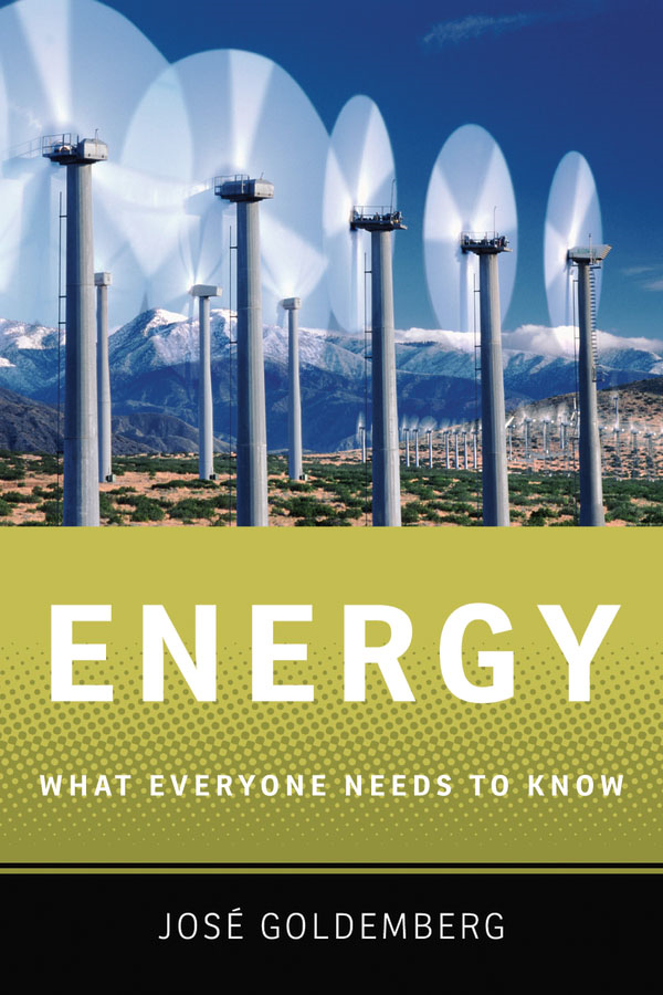Energy: What Everyone Needs to KnowRG