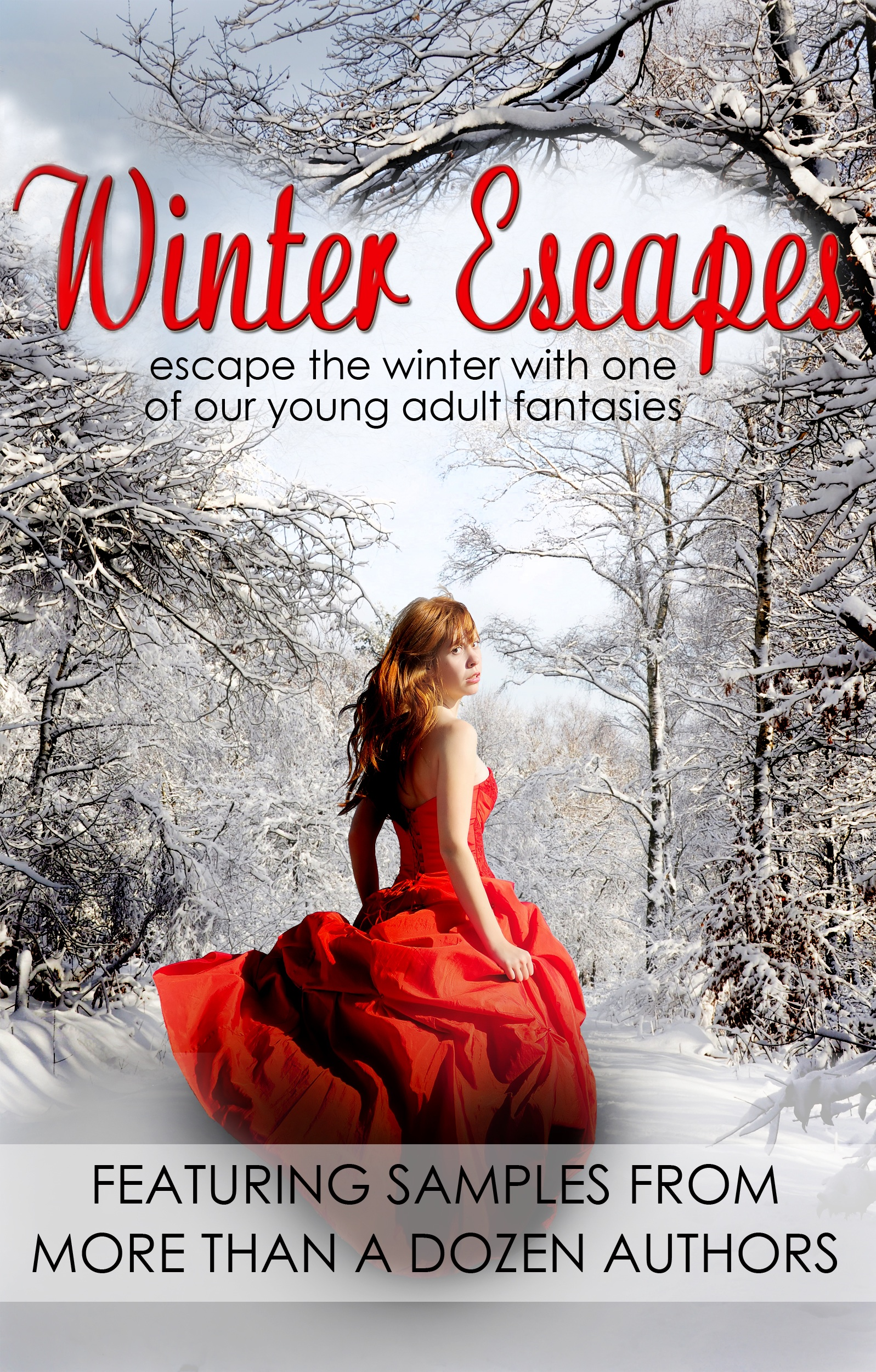 Winter Escapes Sampler