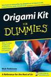 Origami Kit For Dummies:
